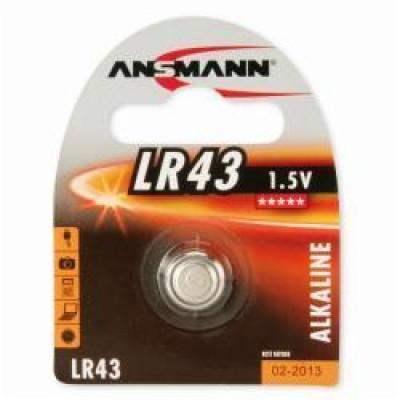 Ansmann LR 43 baterija - ANSMANN669037 ()