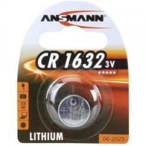Ansmann CR 1632 gumb baterija - ANSMANN806120 ()
