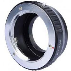 Adapter objektiv Minolta MD/ohišje mikro 4/3 - BIG421303 ()