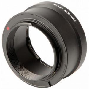 Adapter objektiv Nikon AF(G)/ohišje SONY E - BIG421309 ()