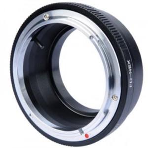 Adapter objektiv Canon FD/ohišje SONY E - BIG421324 ()