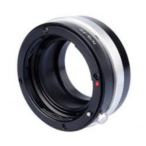 Adapter objektiv Nikon AF(G)/ohišje Fuji X - BIG421328 ()