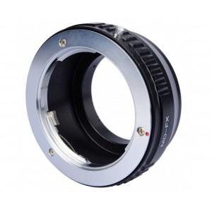 Adapter objektiv Minolta MD/ohišje Fuji X - BIG421334 ()