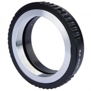 Adapter objektiv Leica M39/ohišje Fuji X - BIG421335 ((ne ustreza za vse Leica objektive))