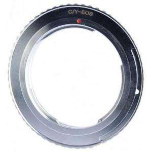 Adapter objektiv Contax/ohišje Canon EOS - BIG421340 ()