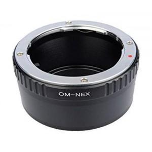 Adapter objektiv Olympus OM/ohišje SONY E - BIG421345 ()
