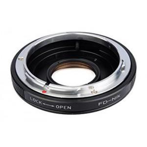 Adapter objektiv Canon FD/ohišje Nikon - BIG421354 ()