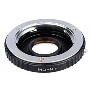 Adapter objektiv Minolta MD/ohišje Nikon - BIG421355 ()
