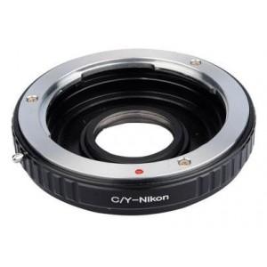 Adapter objektiv Contax/ohišje Nikon - BIG421356 ()
