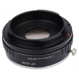 Adapter objektiv Sony A/ohišje Canon EOS - BIG421357 ()