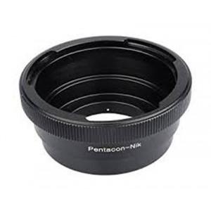 Adapter objektiv Pentacon Six/ohišje Nikon - BIG421365 ()
