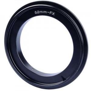 adapter obračalni objektiv 52mm/ohišje Fuji X - BIG421398 ()