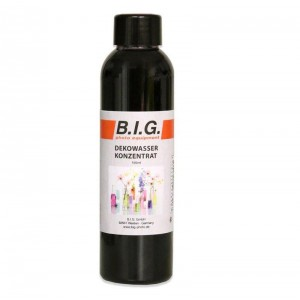 BIG dekorativno barvilo za vodo- roza (PINK) - BIG427640 (ca. 150ml)
