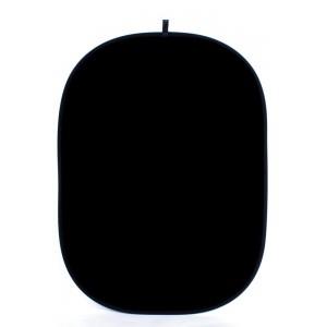 Helios črno/belo zložljivo ozadje 150x200cm - BIG428400 (obojestransko)