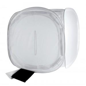 Helios zložljiv difuzni box 60cm - BIG428502 (komplet ozadij črn, bel)