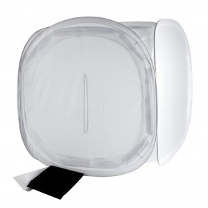 Helios zložljiv difuzni box 80cm - BIG428503 (komplet ozadij črn, bel)
