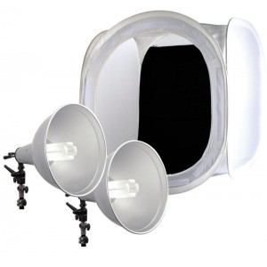 Helios Quadrolight 120 Profi-Kit - BIG4285072 (box 102cm, 2x BIGLAMP 501 Mega, 2x 75w špiralne)