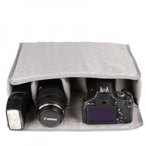 Kalahari vložna torba za foto torbo KAPAKO - BIG440234 (mere: 34x25x12)