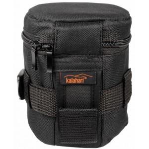 Kalahari objektiv torbica SWAVE, črna - BIG440460 (dolžina 11 x 9cm)