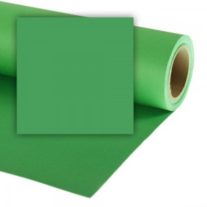 Colorama CHROMAGREEN 2,72x11m OZADJE PAPIR - CO133 ()