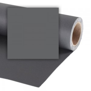 Colorama CHARCOAL SIVA 2,72x11m OZADJE PAPIR - CO149 ()