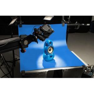 Colorama 5047 COLORMATT Electric Blue 1x1,3m - CO5047 ()
