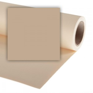 Colorama CAPPUCCINO 1,35x11m OZADJE PAPIR - CO552 (polovična rola)