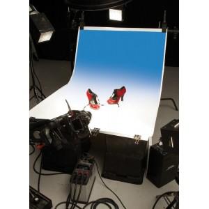Colorama RAINBOW 1,1x1,7m Bluebell/Bela - COGRAD312 ()