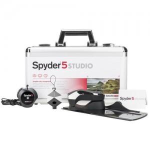 DataColor Spyder5STUDIO, Spyder5ELITE, SpyderCUBE, - DATA_S5SSR100 (SpyderPRINT, kovinski kovček)