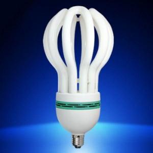 Žarnica LOTUS hladna/varčna 85W (400W) 6400K E27 - FUBONG_85 (velikost: 28cm/12cm)