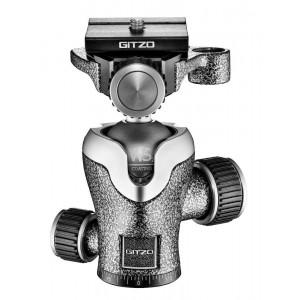 Gitzo Center kroglična glava serije 1 - GH1382TQD (Traveler Quick Release D)