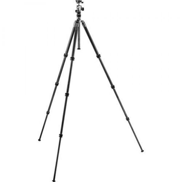 Gitzo Traveler stojalo 1545T + glava 1382TQD - GK1545T-82TQD (Karbon eXact)