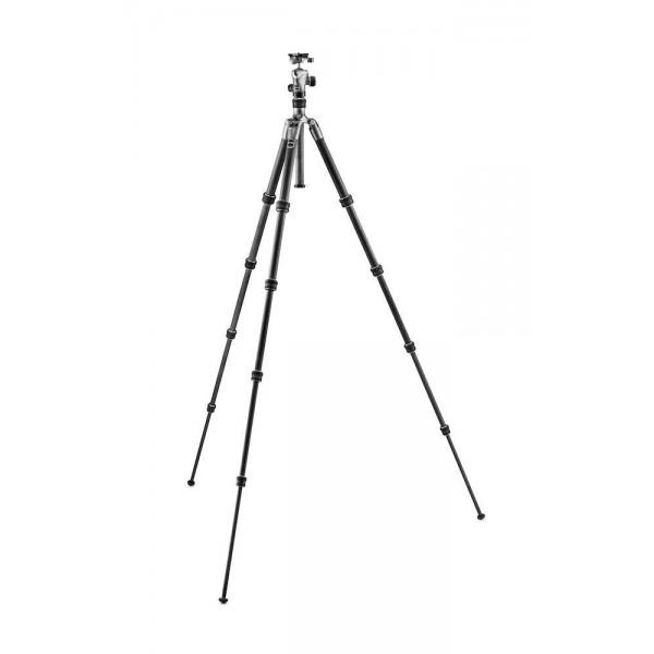 Gitzo Traveler stojalo 1555T + glava 1382TQD - GK1555T-82TQD (Karbon eXact)