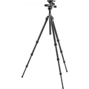 Gitzo Mountaineer komplet GT2542 + glava GHF3W - GK2542-F3W (nosilnost max. 13kg)