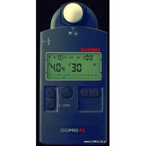 Gossen DIGIPRO F2 flashmeter digital 2 - GOSSEN-H261A ()