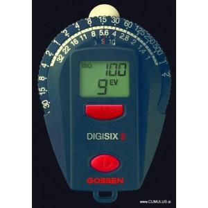 Gossen DIGISIX 2 svetlomer - GOSSEN-H262A ()
