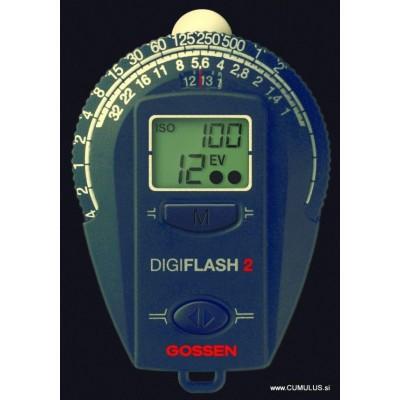 Gossen DIGIFLASH 2 flashmeter/svetlomer - GOSSEN-H263A ()