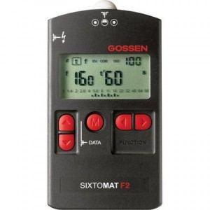 Gossen SIXTOMAT F2 flashmeter/svetlomer - GOSSEN-H264A ()