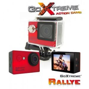 GoXtreme Action kamera HD Rallye rdeča - GOXTREME20126 ()