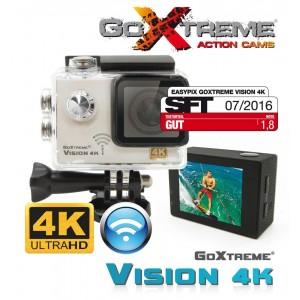 GoXtreme Action kamera Vision 4K Ultra HD - GOXTREME20129 ()