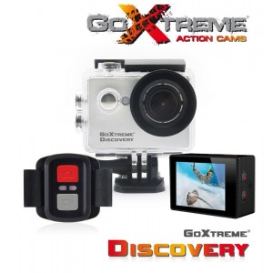 GoXtreme Action kamera Discovery Full HD - GOXTREME20136 ()