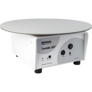 Hensel Vrtljiva tabletop miza 360 - HEN194940104 (obremenitev do 120kg, 40cm)