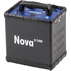 Hensel Nova  D 2400 generator - HENSEL3624SW (vgrajen Strobe Wizard, Freemask in WiFi)