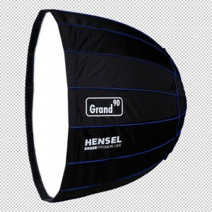 Hensel Grand 90cm (premer) - HENSEL4204090 (parabolic Softbox)
