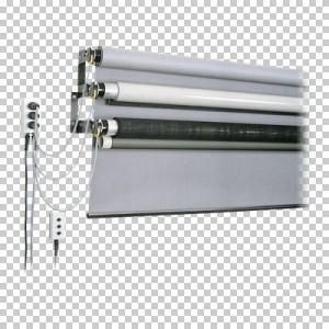Hensel motoriziran sistem za 3 ozadja 3,55m - HENSEL4620 ()