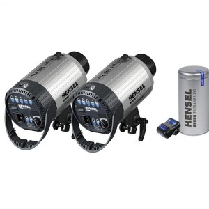 Hensel PERFECT START KIT - HENSEL5130009 (2x Integra 500 Plus monolight, 1x Strobe Wizard)