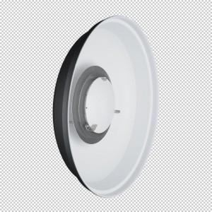 Hensel 22 (56cm) ACW Beauty Dish EH reflektor - HENSEL8607 (BEL VII, z nosilcem filtrov in možnost 7 ali)