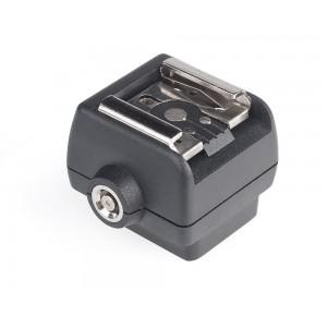 Kaiser flash adapter - KAISER1304 (Sony/Minolta (4-pin) - Standard)