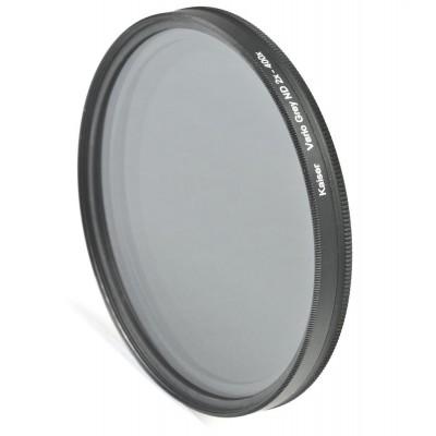 Kaiser Vario Siv filter ND2x do ND400x 37mm - KAISER15437 (torbica + micro fibre čistilna krpica,)