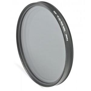 Kaiser Vario Siv filter ND2x do ND400x 77mm - KAISER15477 (torbica + micro fibre čistilna krpica,)